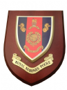 Royal Marines Poole Regimental Military Wall Plaque
